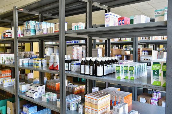 brak leków w aptekach