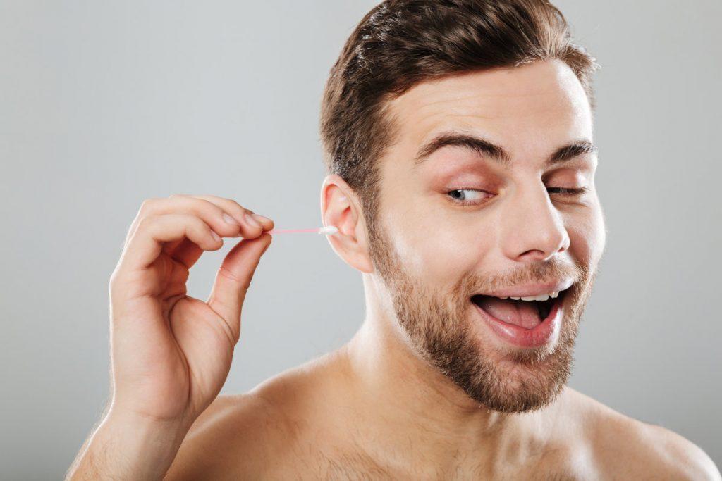 jak odetkać zatkane ucho