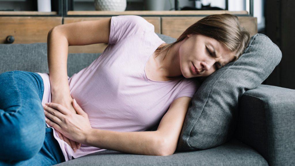 bóle menstruacyjne